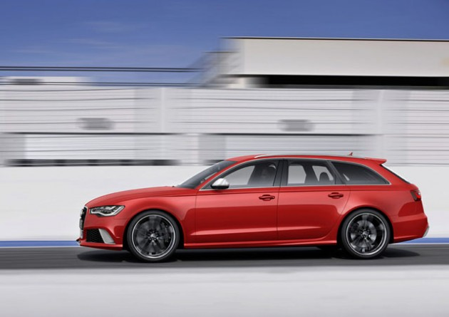 Audi RS6: a rainha que reina absoluta dentre as peruas