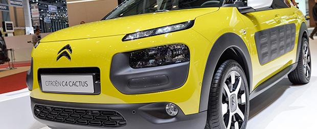 Conheça o C4 Cactus, a aposta da Citroën para 2014