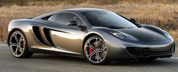 McLaren convoca recall do superesportivo MP4-12C