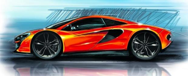 P13 será revelado em Genebra como modelo de entrada da McLaren
