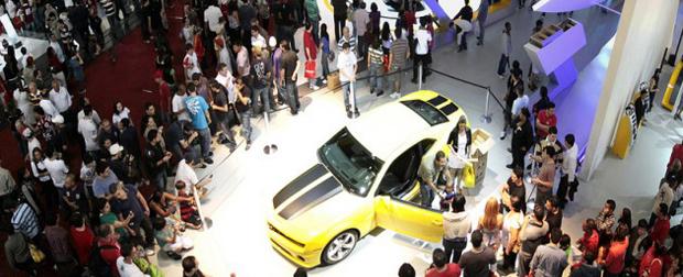 28º Salão do Automóvel de São Paulo: ingressos à venda