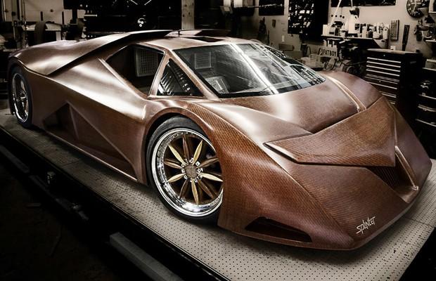 Quatro modelos de carros conceito de produção improvável