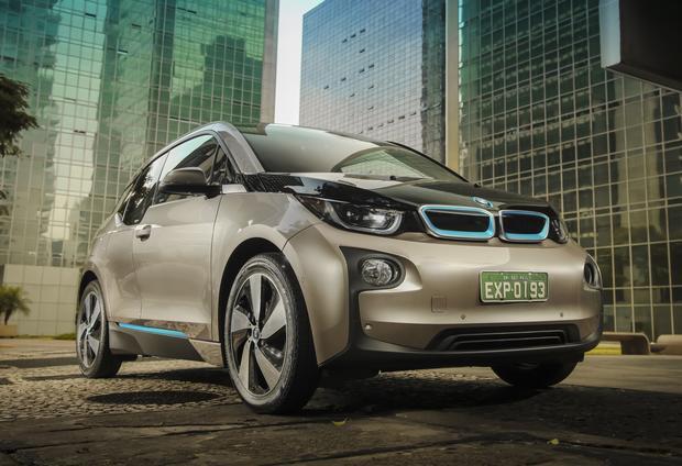 BMW I3 inicia suas pré-vendas no Brasil