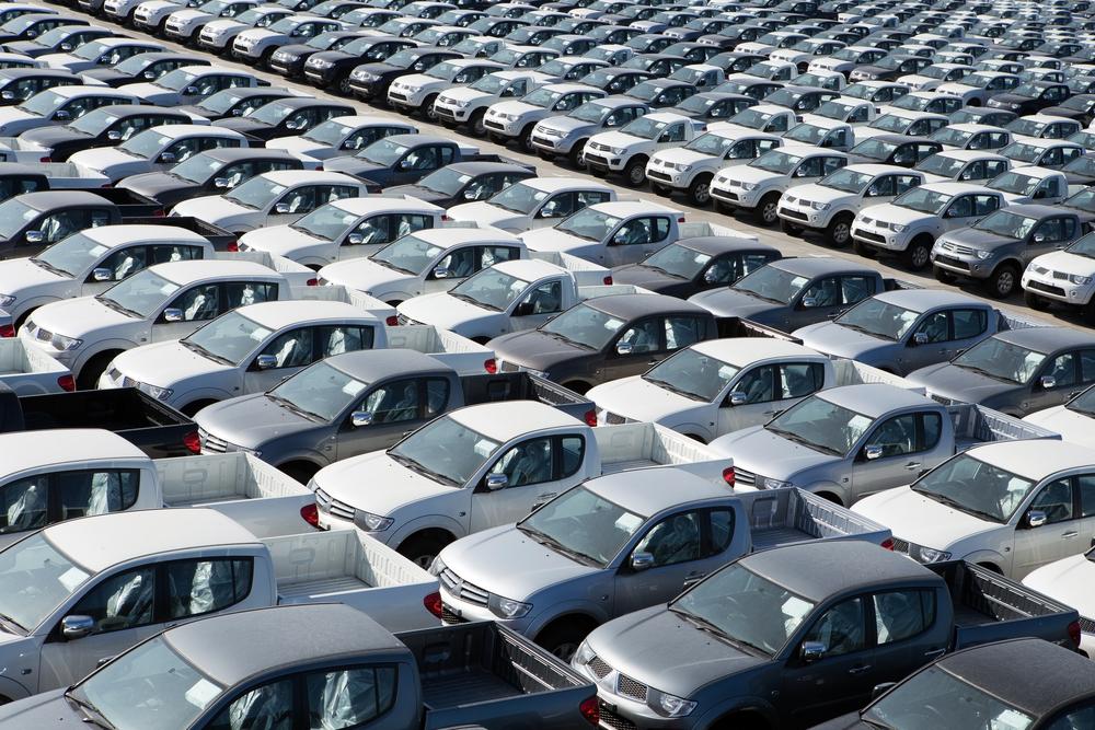 Top 10 carros mais vendidos no primeiro semestre de 2014