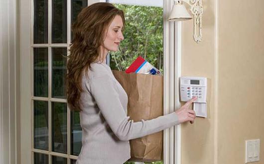 Usando a tecnologia para proteger sua casa