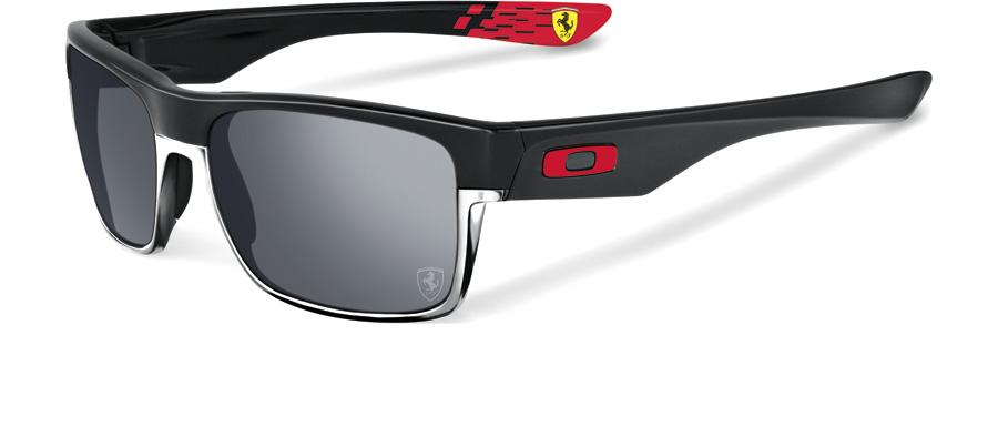 Oakley e Ferrari firmam parceria de sucesso e lançam linha de óculos