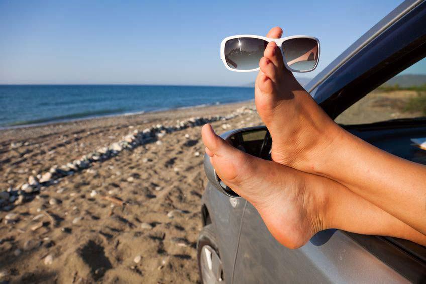 Saiba como cuidar do seu carro durante o verão