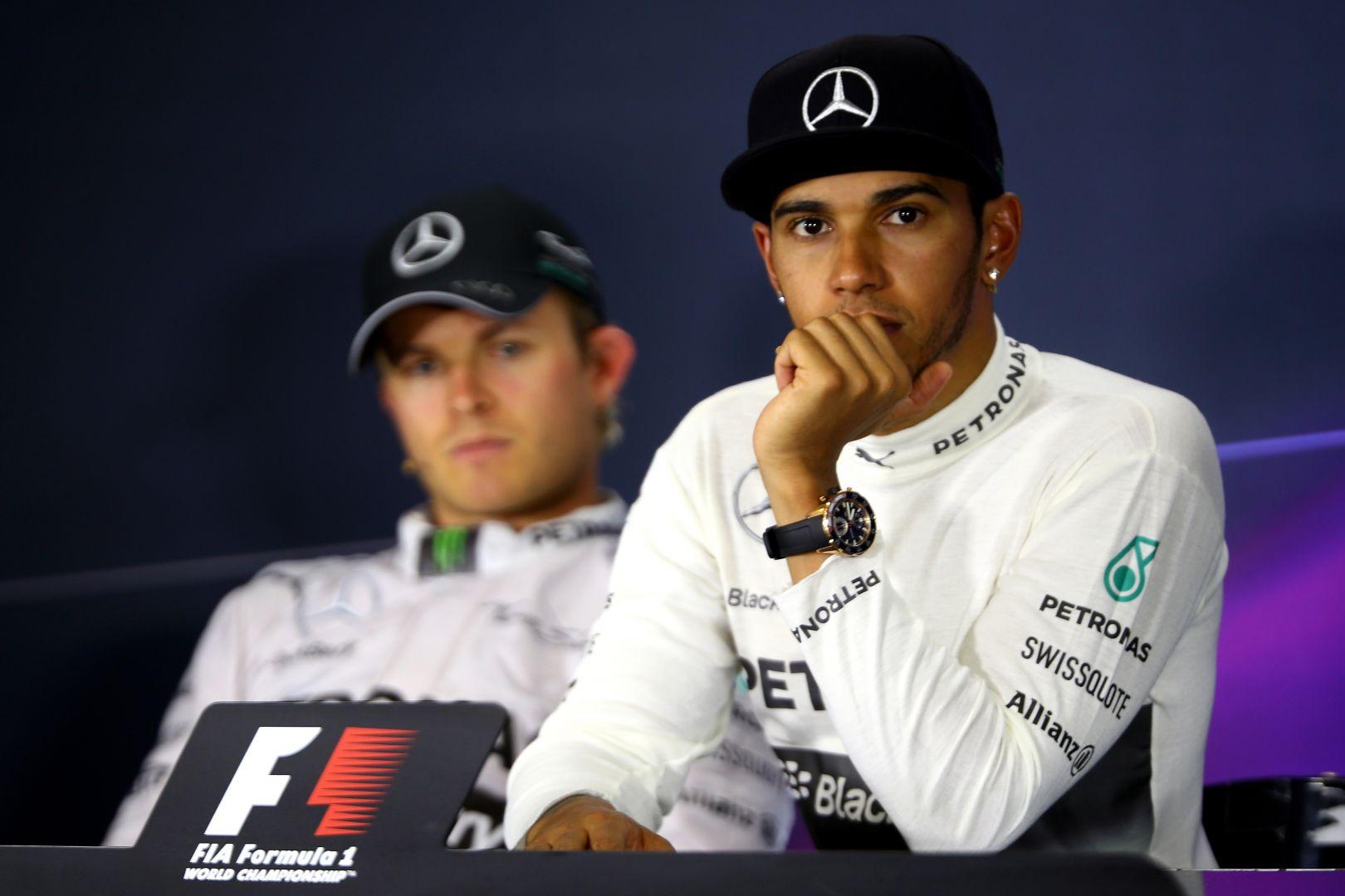 Na Fórmula 1, Hamilton e Rosberg brigam ponto a ponto pelo título da temporada