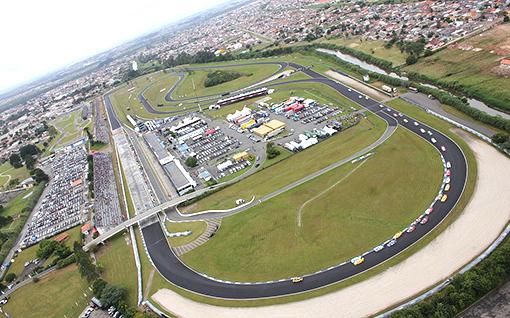 Grandes Circuitos do Mundo #03 – Curitiba