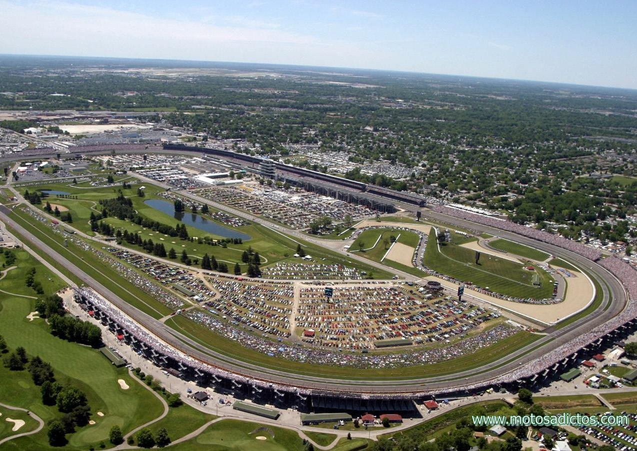 Grandes Circuitos do Mundo #04 – Indianápolis