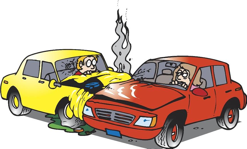 Se envolveu em uma batida de carro? Saiba o que fazer