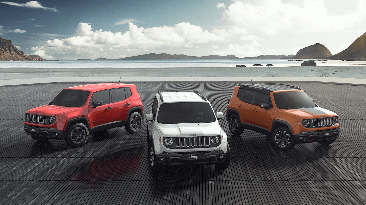 Carros que amamos #09 – Jeep Renegade