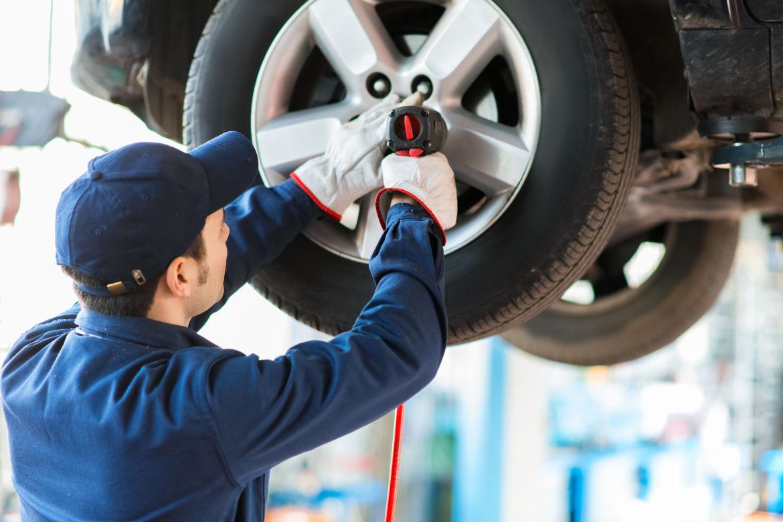 Saiba como fazer a manutenção ideal nos pneus