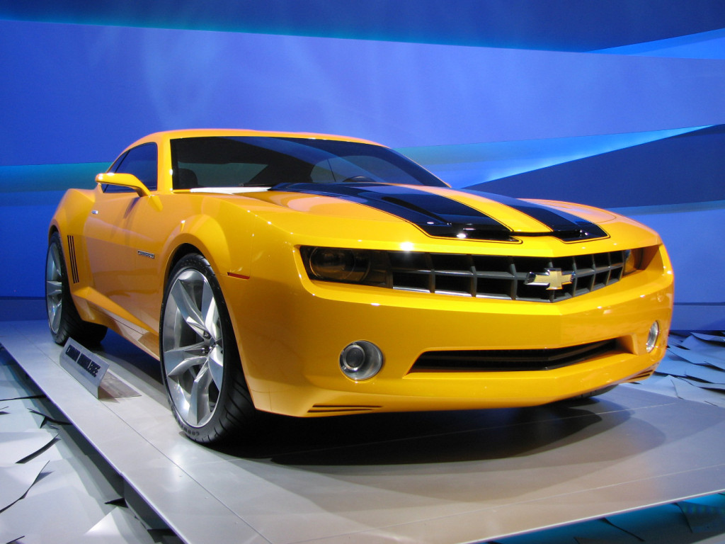 wikipedia camaro sigma car
