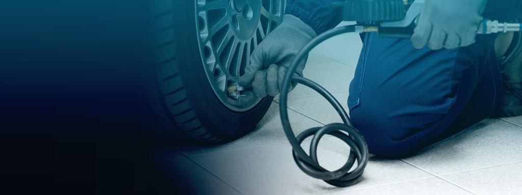 Por que você não deve esquecer de calibrar os pneus