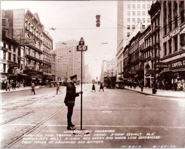 A origem dos semáforos