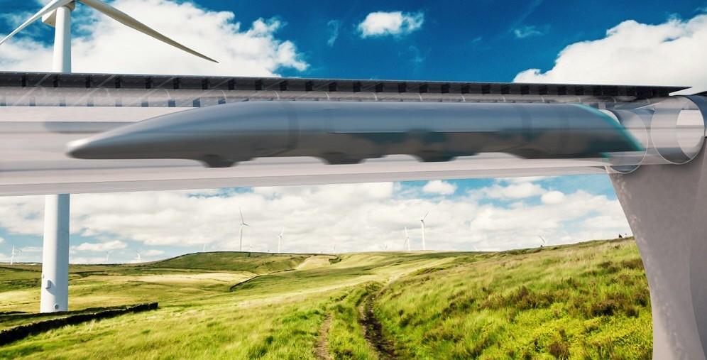 O (futuro) meio de transporte mais rápido do mundo