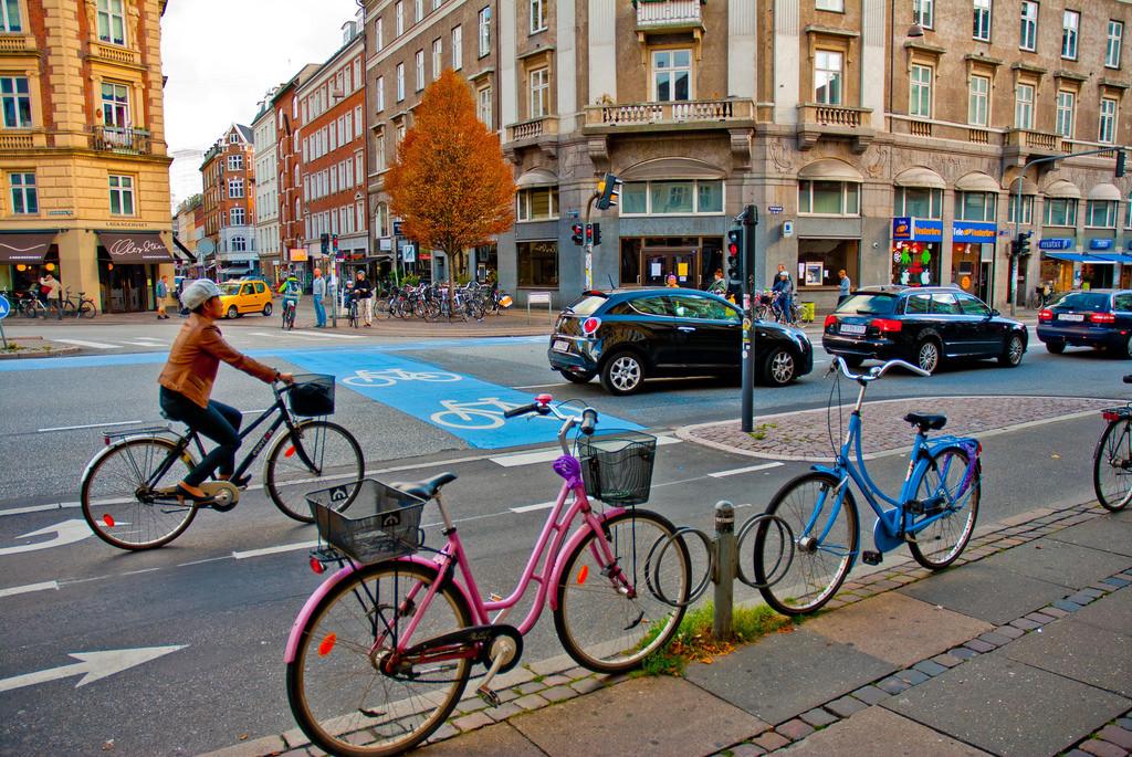 Estudo indica que quem anda de bicicleta pesa até 4 kgs a menos
