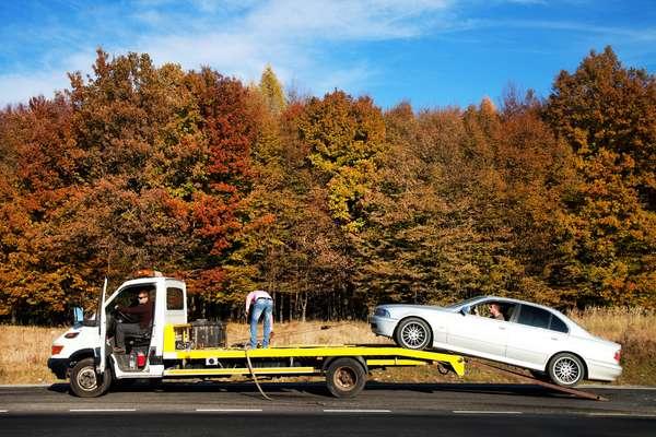 Teve seu carro rebocado? Veja o que fazer