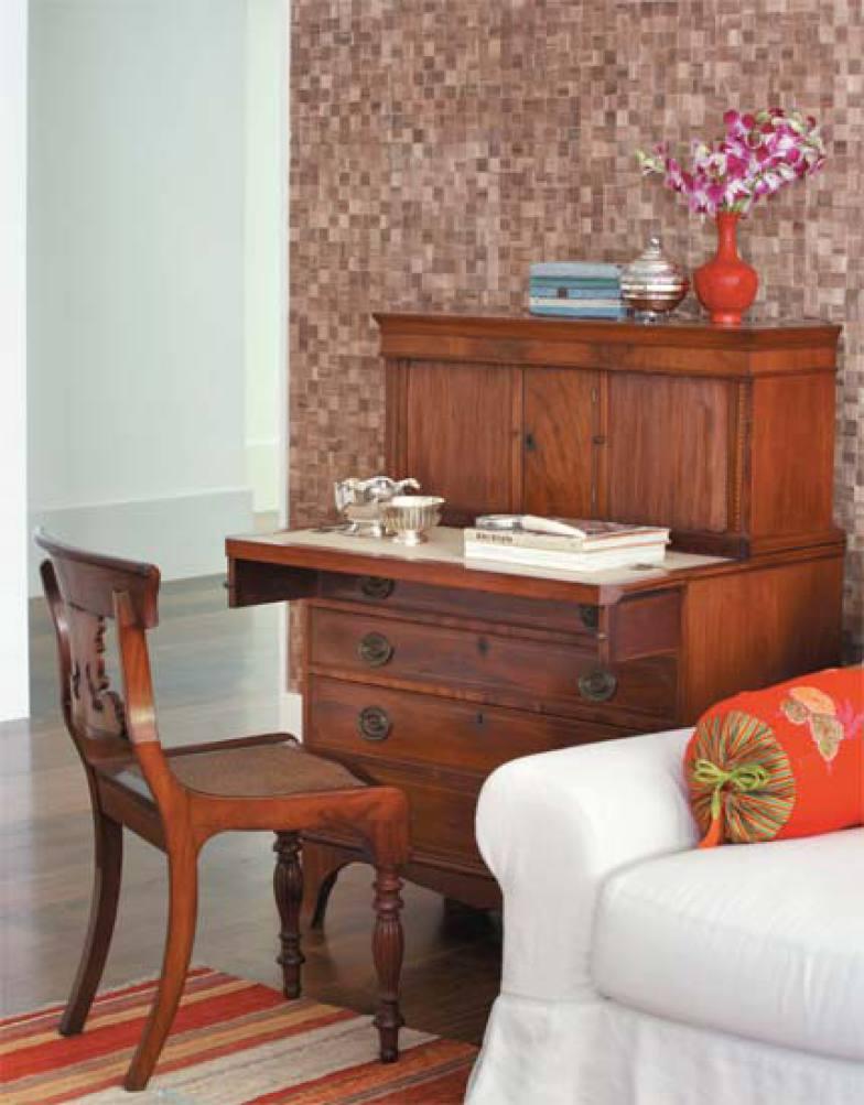 Decoração de casa: unindo o novo e o antigo