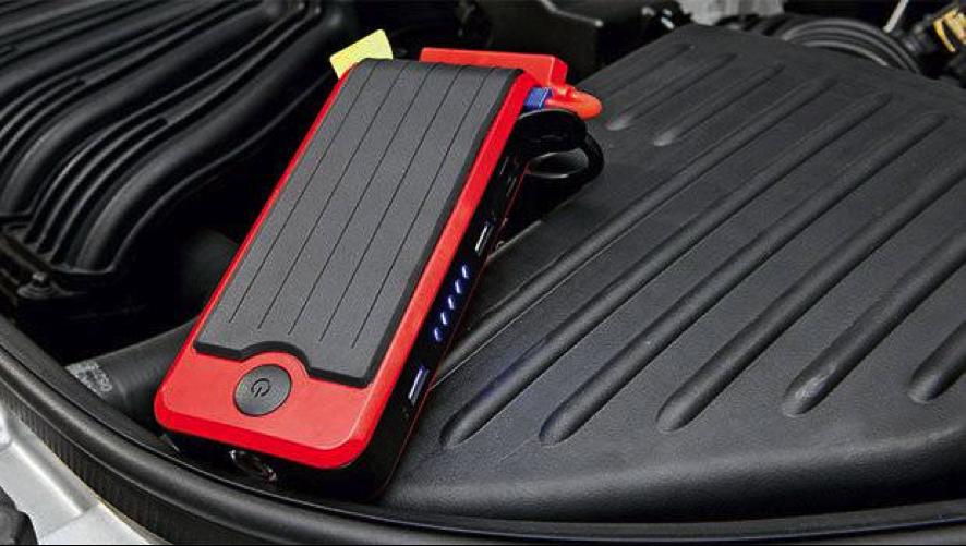 Recarregador de bateria dispensa ajuda de outro veículo