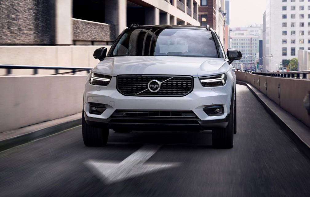 Conheça o XC40, o novo SUV da Volvo
