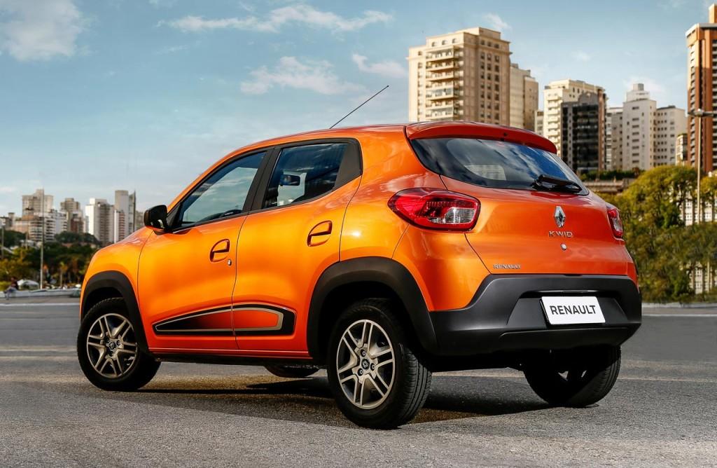 Renault anuncia segundo recall do Kwid, seu último lançamento