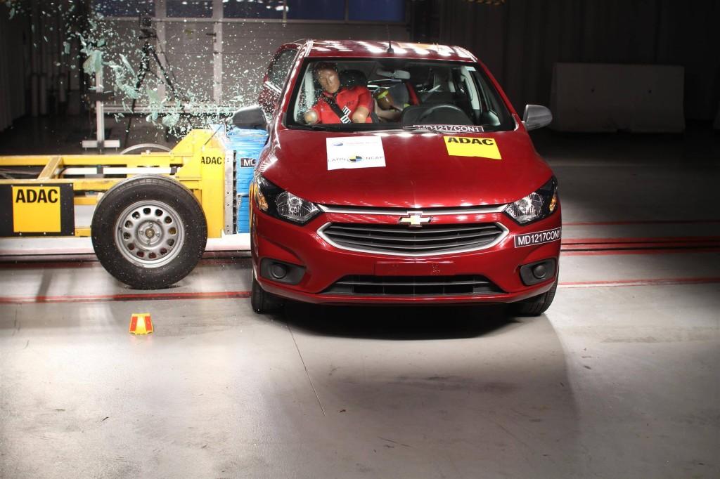 A partir de 2020, a segurança de carros brasileiros passará por testes mais rigorosos