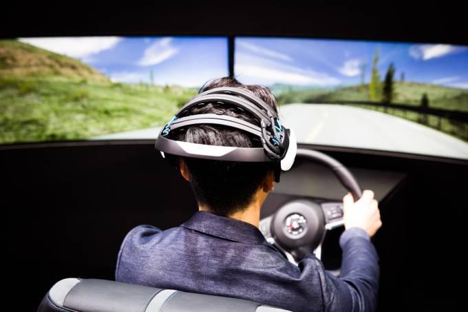 Tecnologia lê a mente do motorista para evitar acidente nas estradas