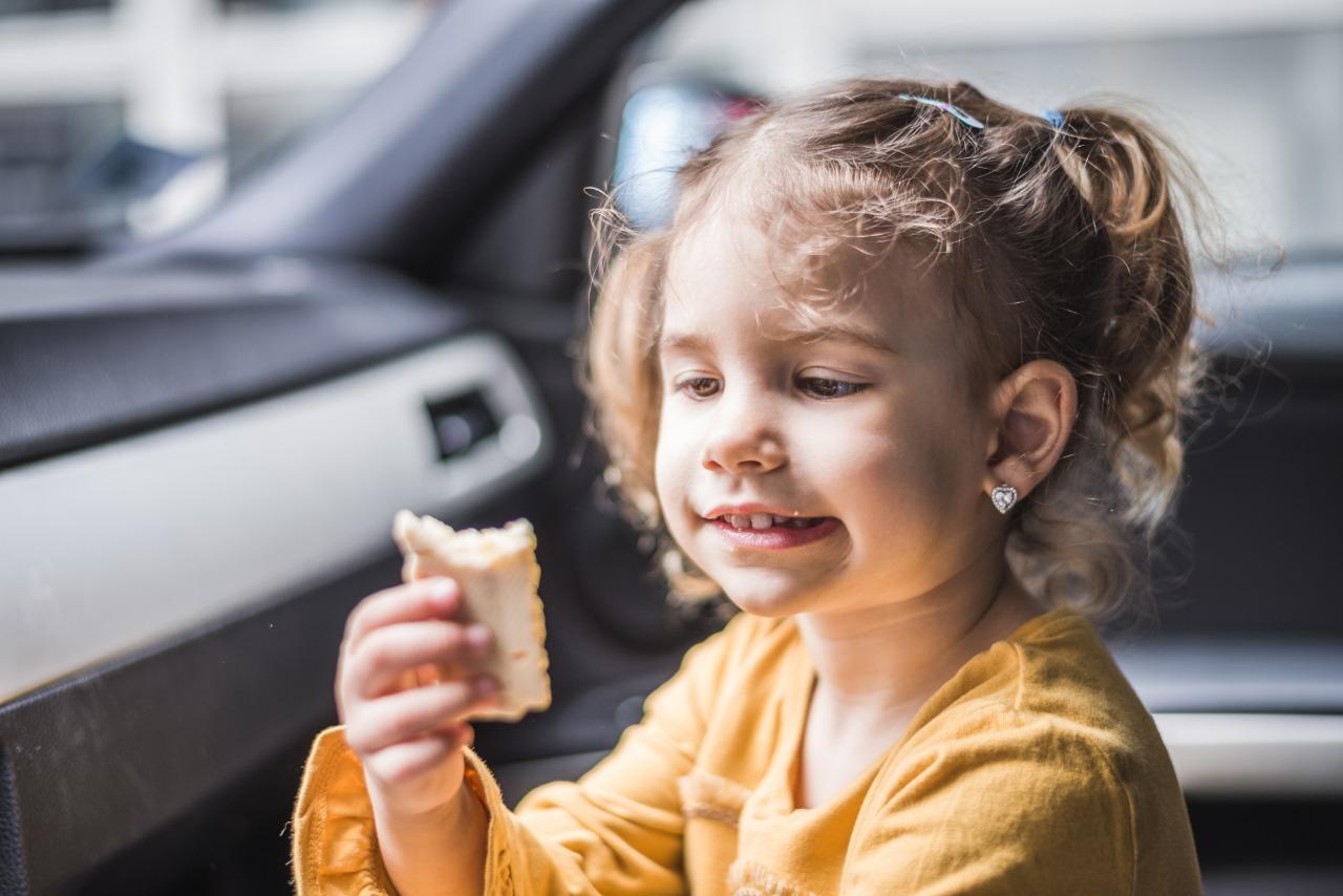 Filhos: como manter o carro limpo?