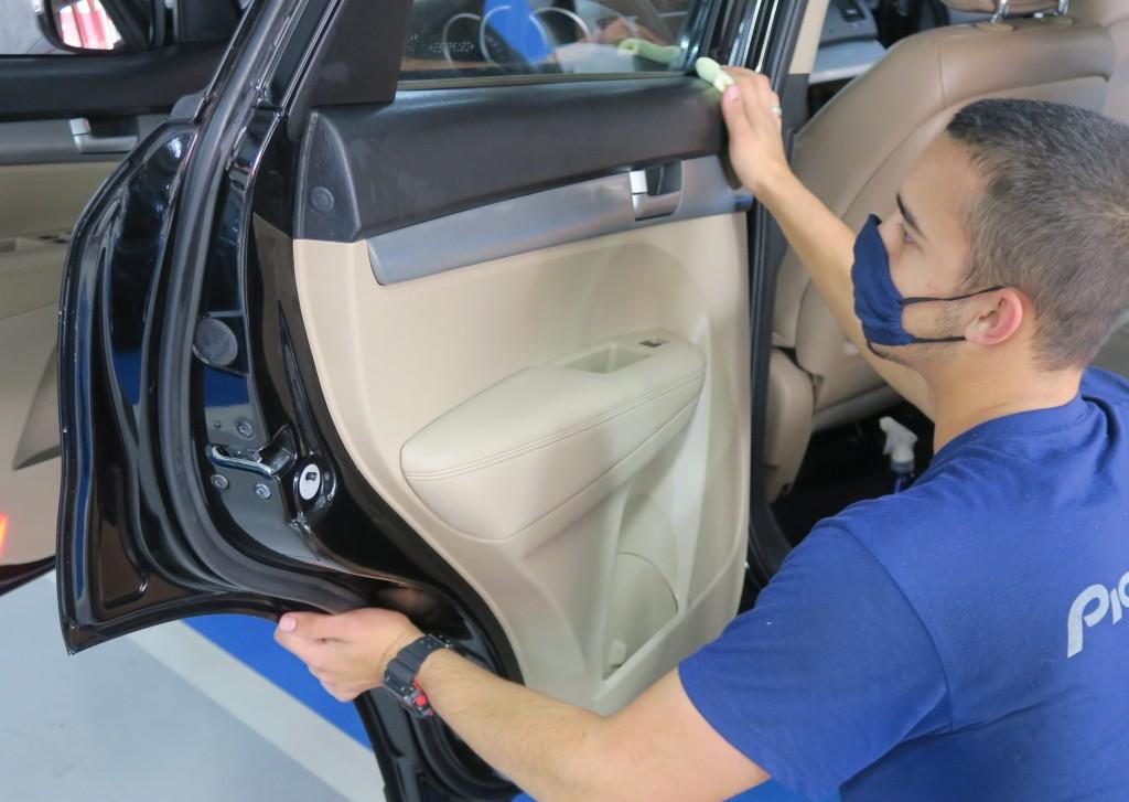 Como fica a higienização do carro em tempos de coronavírus?