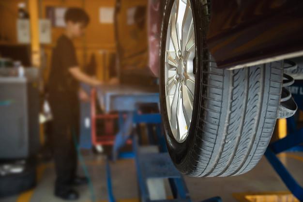 Explicamos por que rodas de liga-leve são seguras